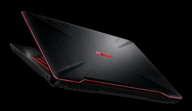 "ASUS TUF Gaming FX504: геймерский ноутбук за $800"""