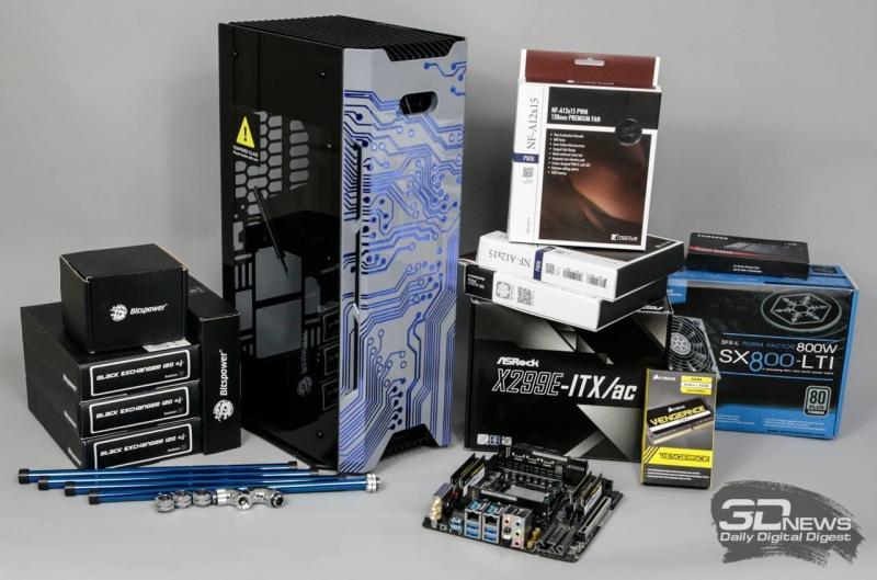 Компьютер месяца — апрель 2018 года