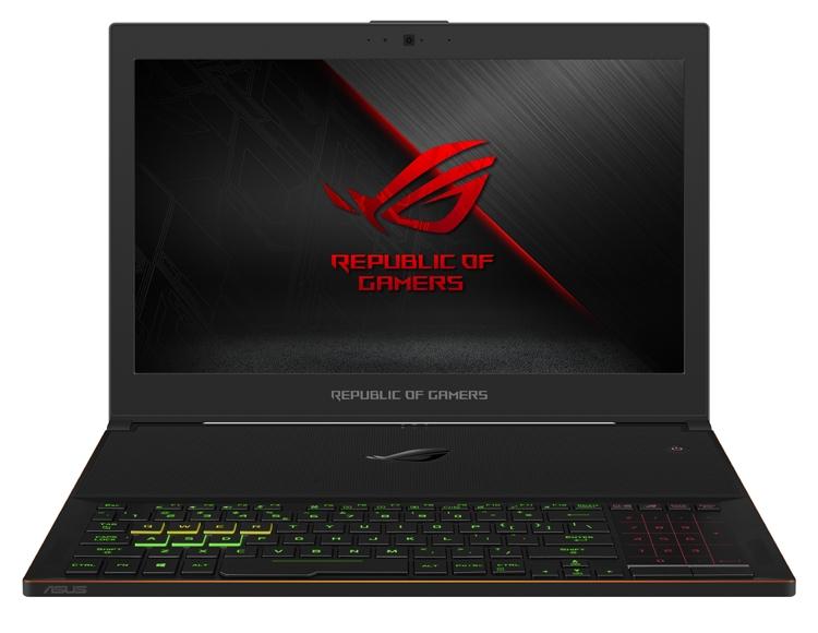 """ASUS ROG Zephyrus GX501GI: игровой ноутбук со 144-Гц дисплеем"""""""