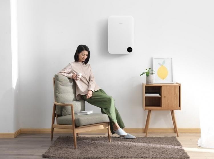 """Xiaomi и Zhimi представили совместный проект  — домашний очиститель воздуха"""""""