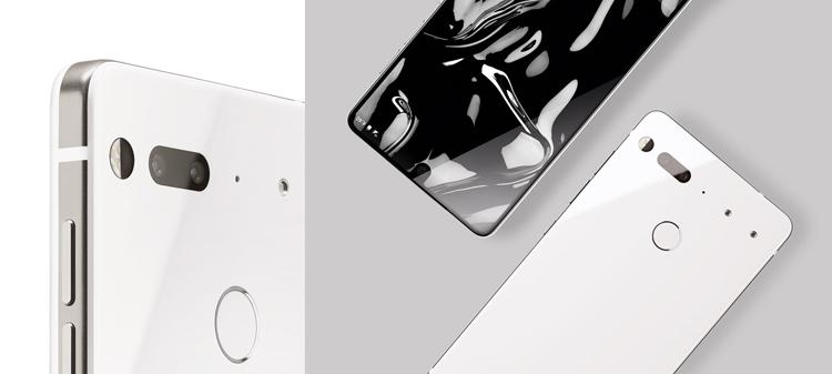 """Essential подтвердила подготовку смартфона второго поколения"""""""