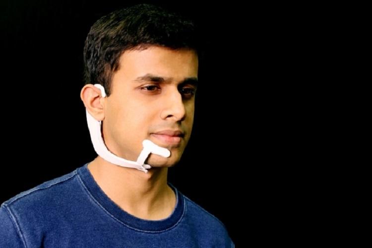 МТИ создал носимое устройство, реагирующее на мысли человека