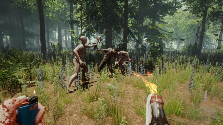 Симулятор выживания The Forest выйдет из раннего доступа 30 апреля