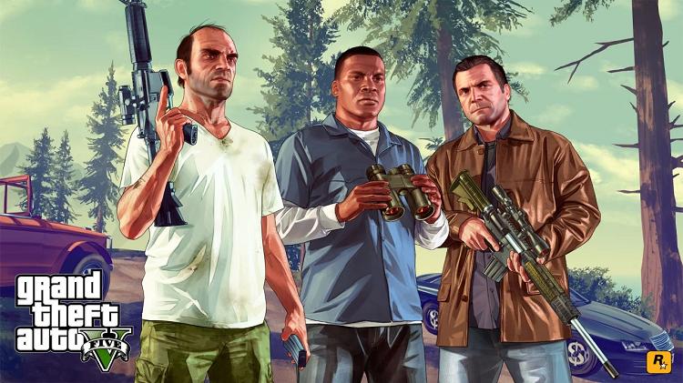 GTA Vпризнали самым прибыльным развлекательным проектом всех времен