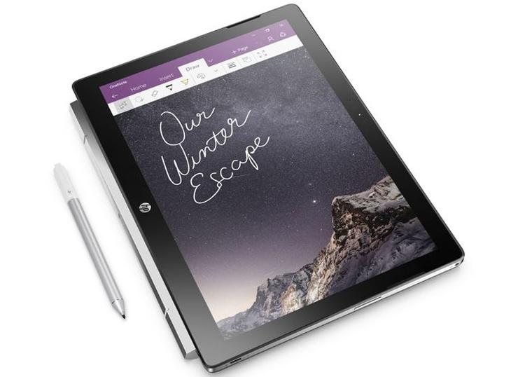 """HP Chromebook x2: планшет с подсоединяемой клавиатурой"""""""