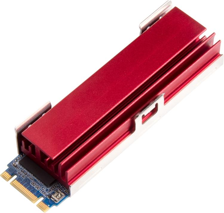 gal2 - Накопитель GALAX Gamer 240-M.2 PCI-E 2280 комплектуется радиатором охлаждения