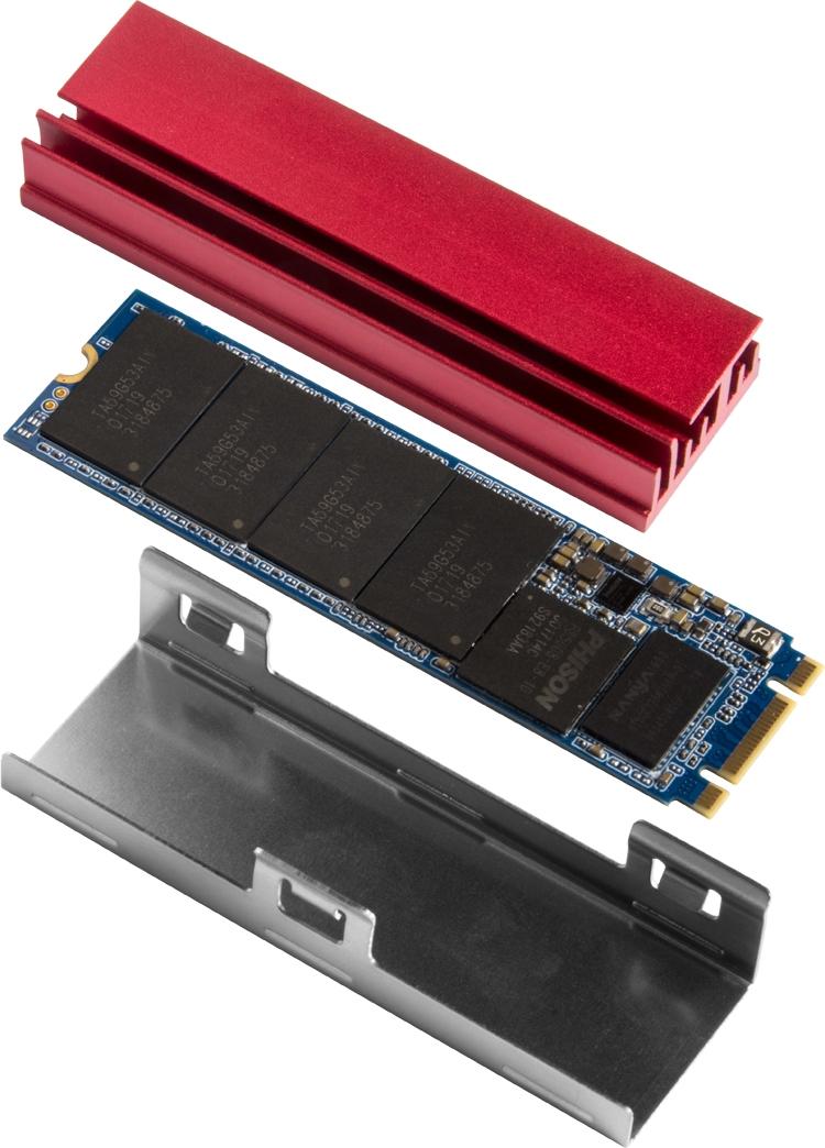 gal4 - Накопитель GALAX Gamer 240-M.2 PCI-E 2280 комплектуется радиатором охлаждения