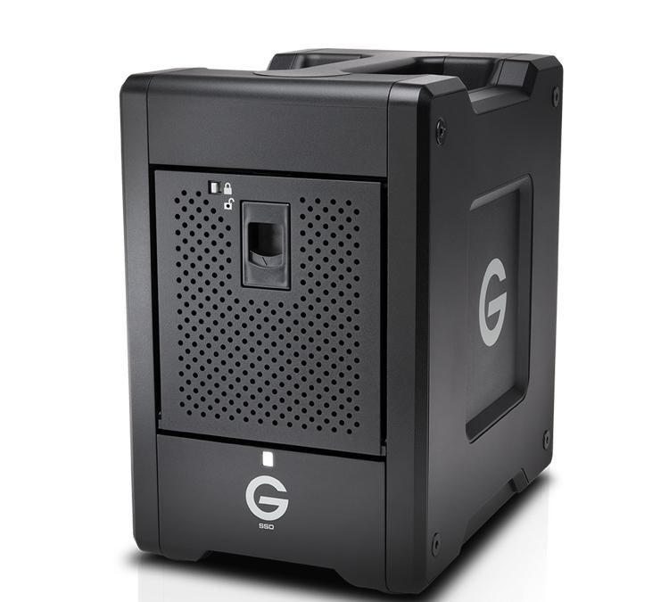 ssd1 - Настольное хранилище G-SPEED Shuttle SSD вмещает до 16 Тбайт данных