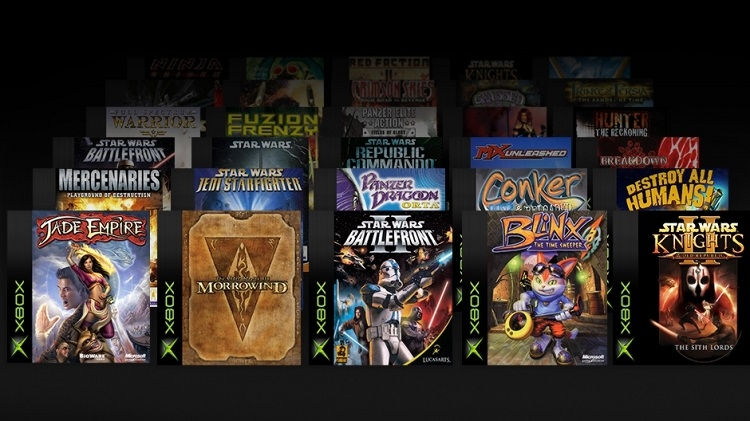 Новая волна игр Xbox движется к Xbox One: TES III: Morrowind, Star Wars Republic Commando и другие