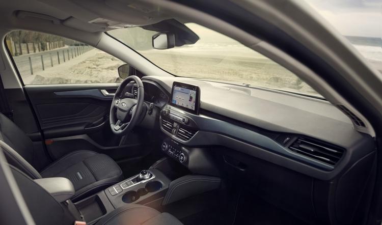"""Представлен Ford Focus нового поколения"""""""