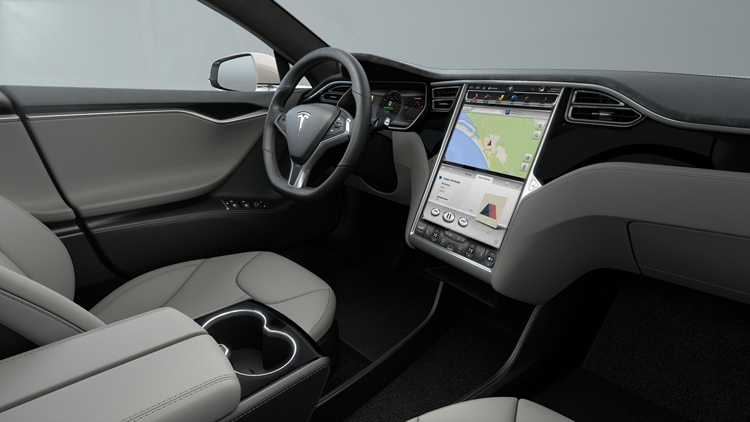 """Tesla посоветовала владельцам своих электрокаров обновлять карты через кофейни Starbucks"""""""