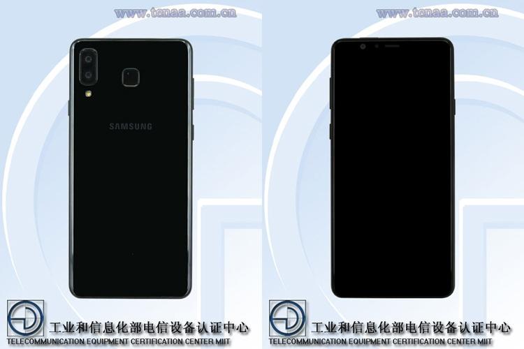 Самсунг Galaxy S9 Мини сертифицирован TENAA