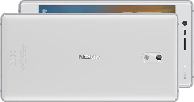 """«Бюджетник» Nokia 3 обновился до Android Oreo"""""""