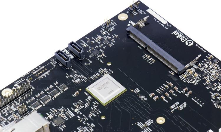 Врозничной продаже впервый раз появились русские процессоры «Байкал»