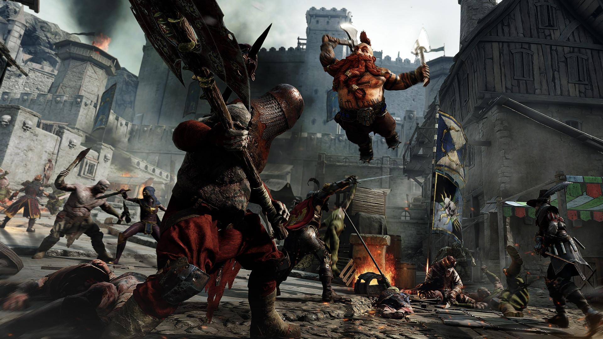 Картинки по запросу warhammer vermintide 2