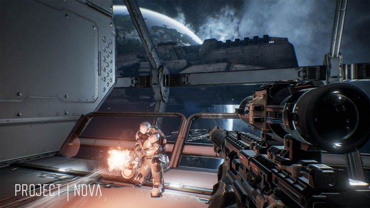 Шутер Project Nova от CCP Games выйдет до конца года, но пока не будет связан с EVE Online