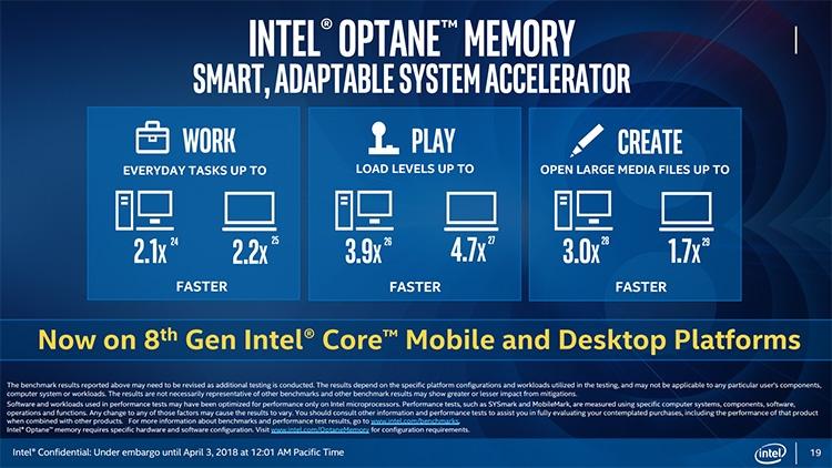 419 2s - Старт мировых продаж комплектов Core i7+ и Core i5+ из CPU и SSD Optane