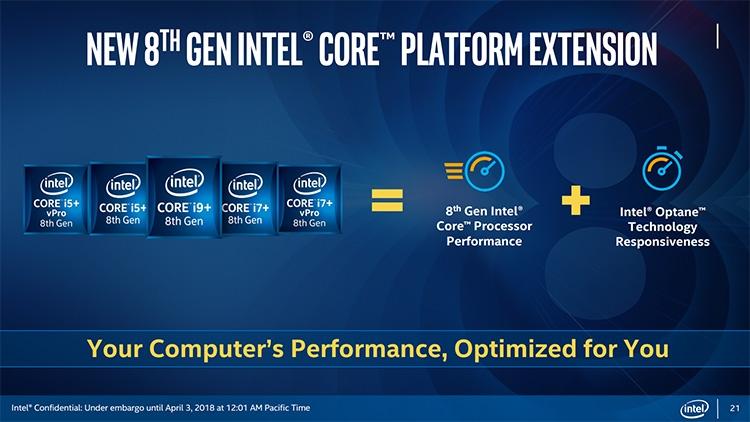 419 3s - Старт мировых продаж комплектов Core i7+ и Core i5+ из CPU и SSD Optane