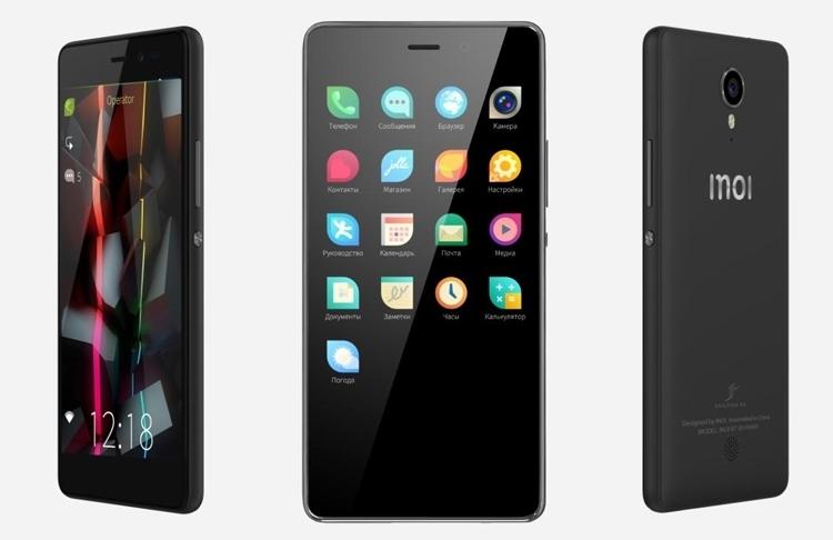 Производитель первого телефона на русской ОСSailfish Mobile переключается на андроид