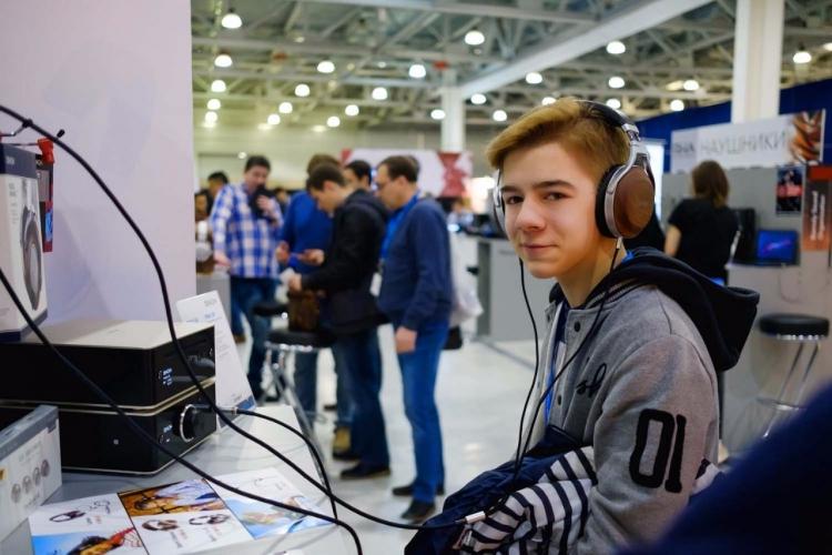 """В Москве стартовала 23-я выставка аудио и видеоаппаратуры премиум-класса Hi-Fi & High End Show"""""""