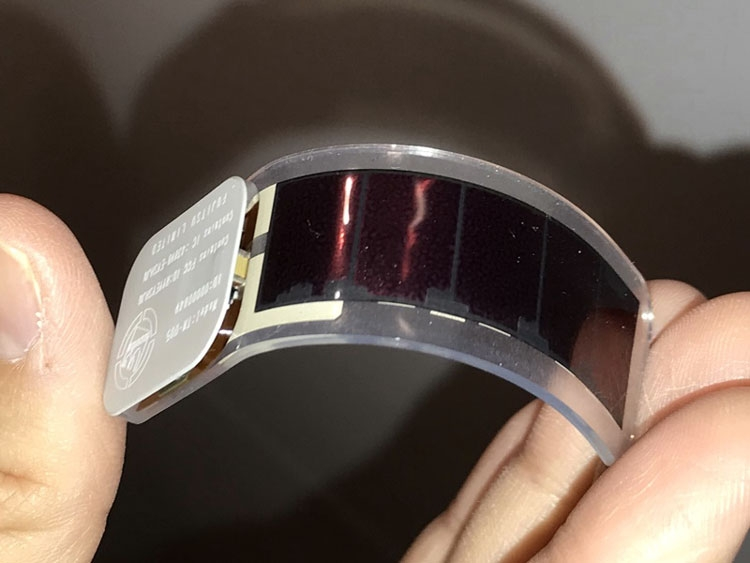 Обновлённая модель Bluetooth-маяка Fujitsu (Nikkei Electronics)