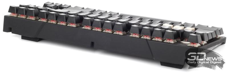Внешний вид клавиатуры MSI VIGOR GK70