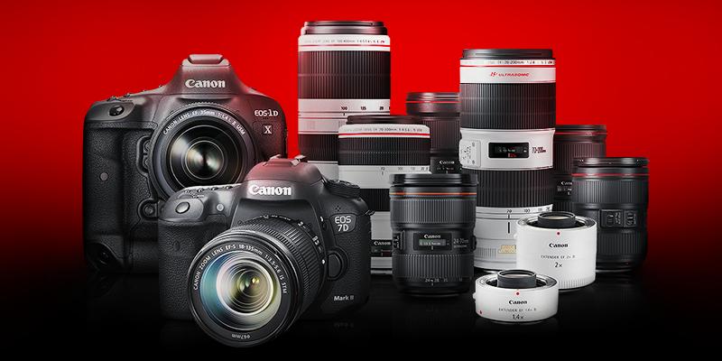Спецпроект: Canon и спортивная фотография