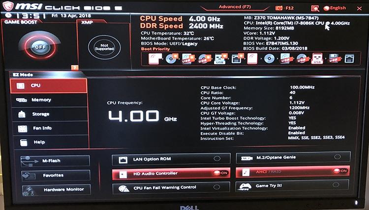 422 02s - Intel приписывают подготовку релиза юбилейного CPU Core i7-8086K