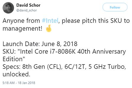 422 b 1 - Intel приписывают подготовку релиза юбилейного CPU Core i7-8086K