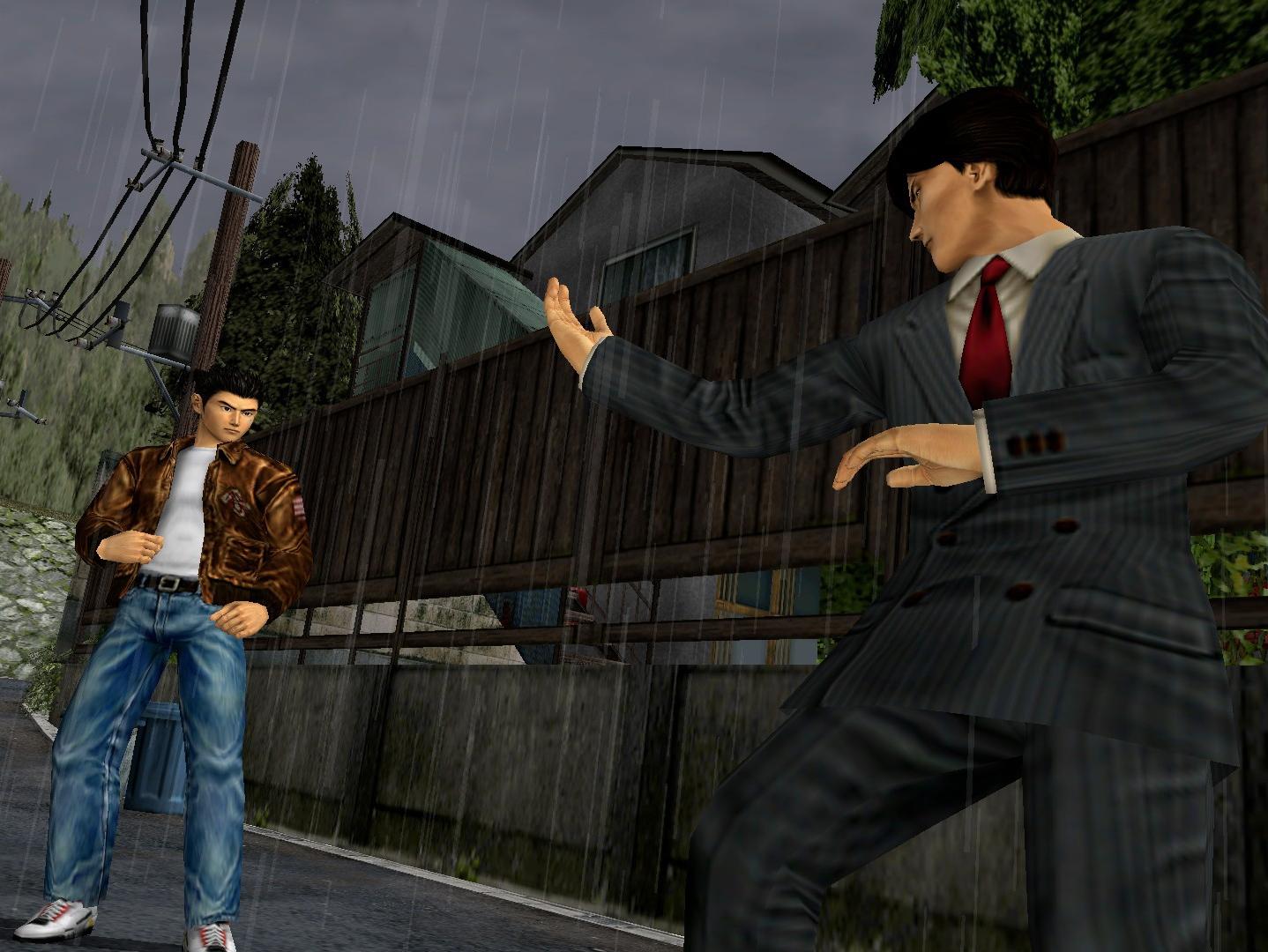 Первые две части Shenmue доберутся доPS4, Xbox One иПК