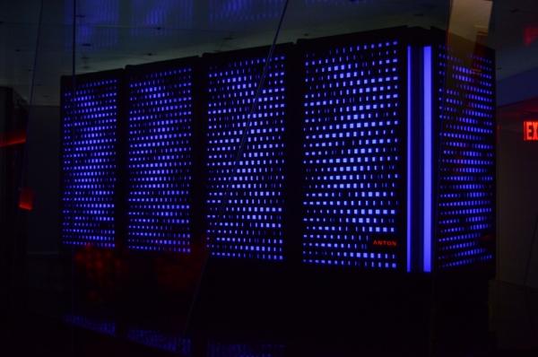 Суперкомпьютер Anton (Фото: Wikipedia)