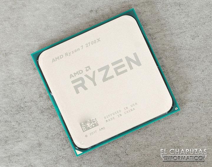 AMD представила десктопные процессоры Ryzen 2-го поколения