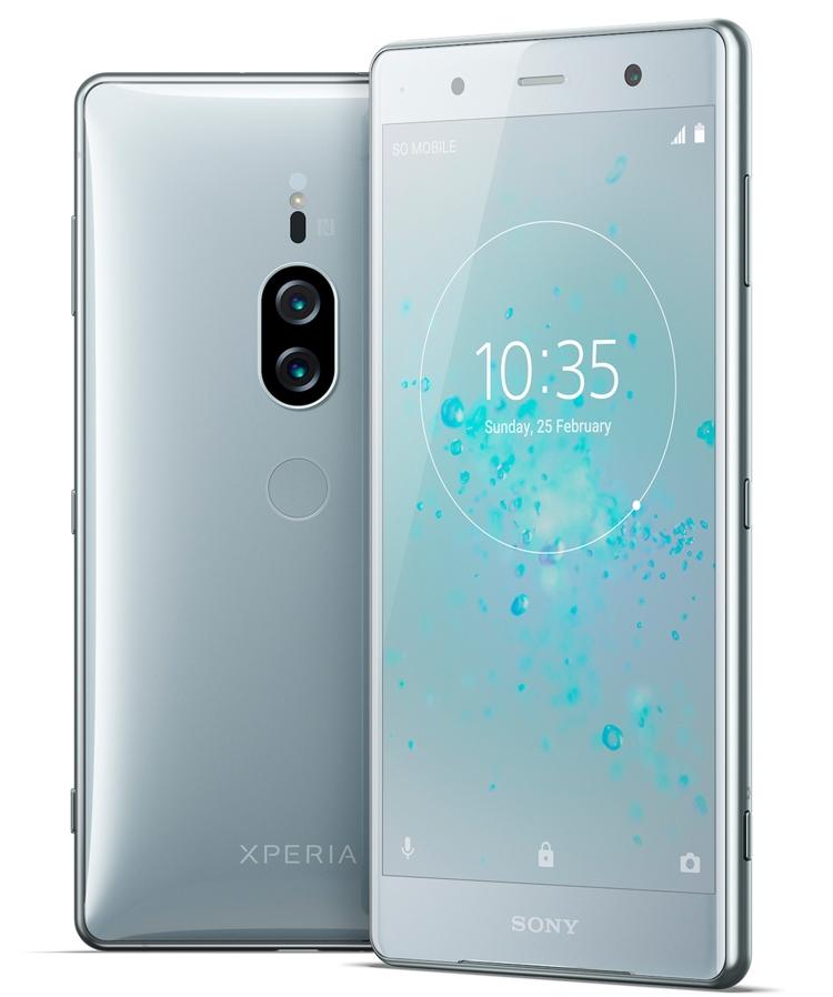 """Смартфон Sony Xperia XZ2 Premium получил дисплей 4K HDR и уникальную камеру"""""""