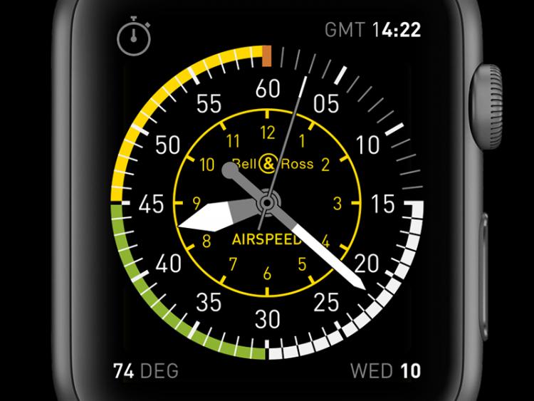 """В Apple Watch могут появиться кастомные циферблаты от сторонних разработчиков"""""""
