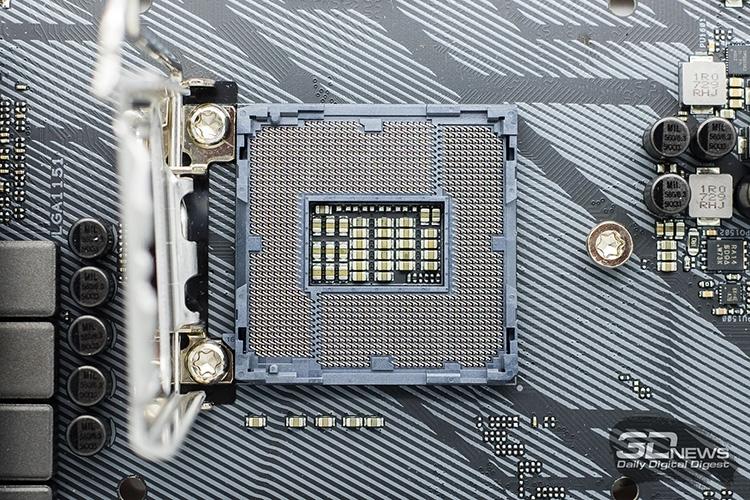 426 1 - В библиотеке Intel нашлись отсылки на 8-ядерные CPU Coffee Lake-S