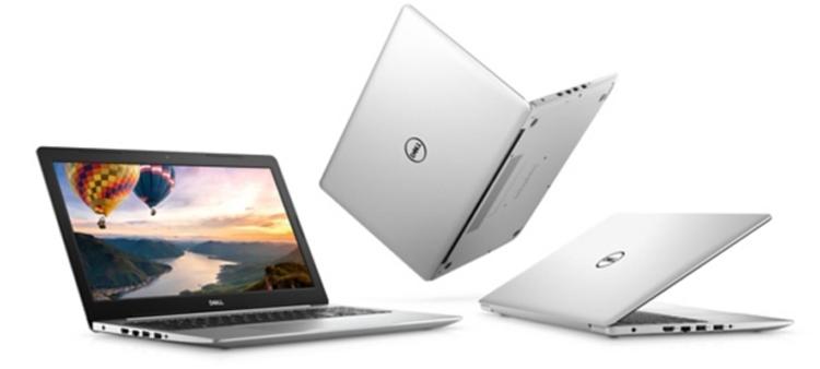 Ноутбук Dell Inspiron 15 5000 полагается на платформу AMD Ryzen
