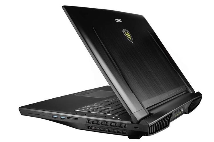 Ноутбук MSI WT75