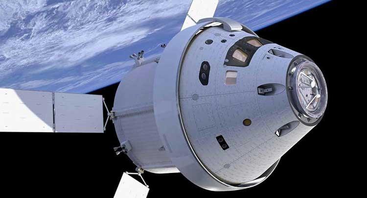 """У космического корабля NASA Orion более 100 деталей напечатаны на 3D-принтере"""""""