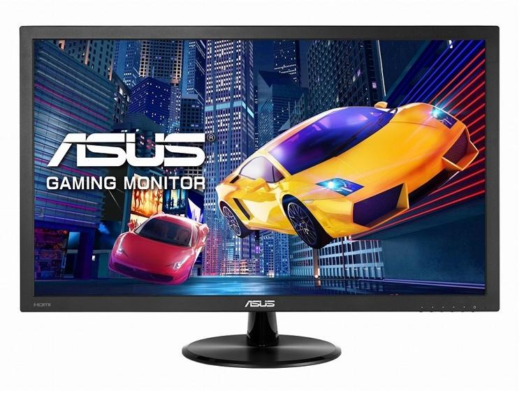 """ASUS VP228HE: игровой монитор с временем отклика в 1 мс"""""""