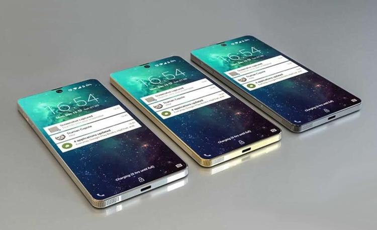 Концепт Galaxy S10 / изображения IGeekphone