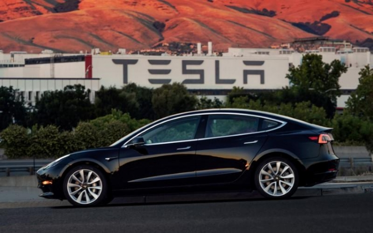 Tesla Motors/Handout via REUTERS