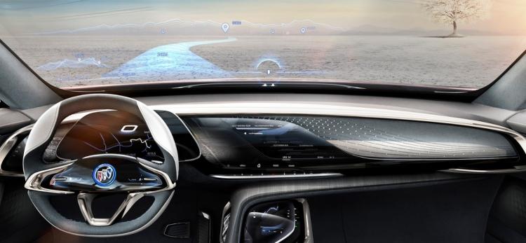 "В Китае продемонстрирован концепт электрокара Buick Enspire с запасом хода 595 км"""