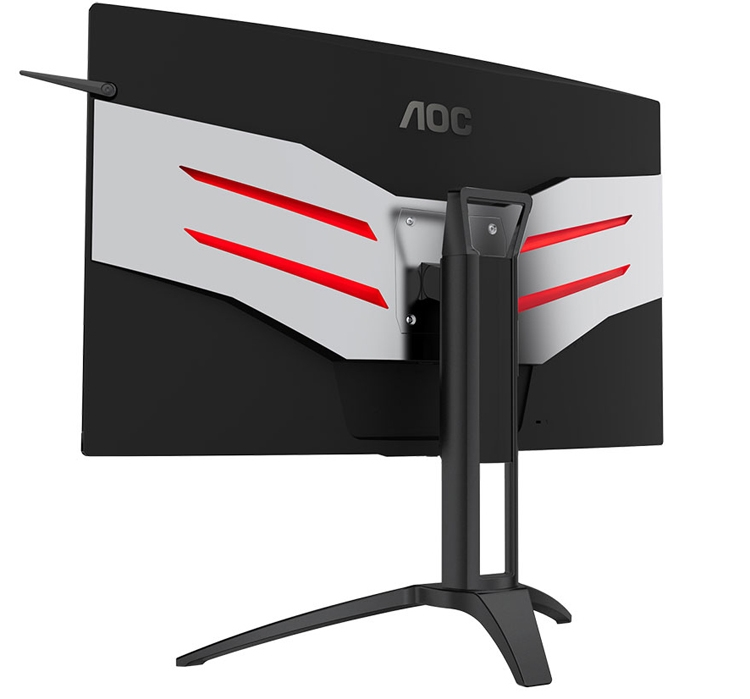 """AOC Agon AG322QC4: изогнутый монитор для игровых систем"""""""
