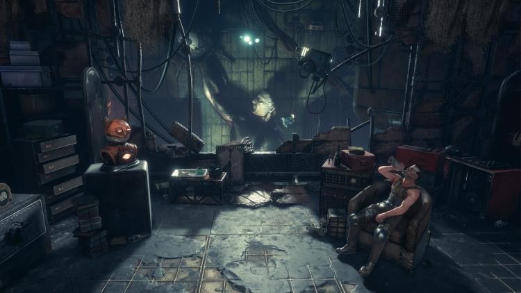 Ролевая игра в ретрофутуристическом антураже Insomnia: The Ark выйдет на ПК в 2018 году