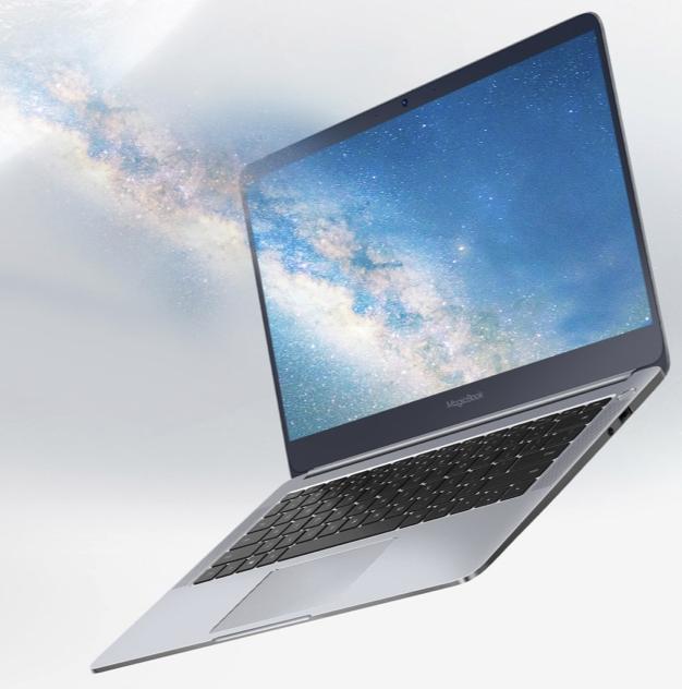 Huawei Honor MagicBook: ноутбук с временем автономной работы до 12 часов