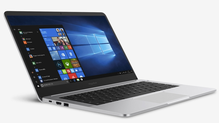 """Huawei Honor MagicBook: ноутбук с временем автономной работы до 12 часов"""""""