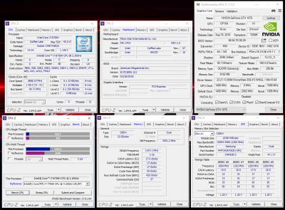 Характеристики MSI GE73 Raider RGB 8RF