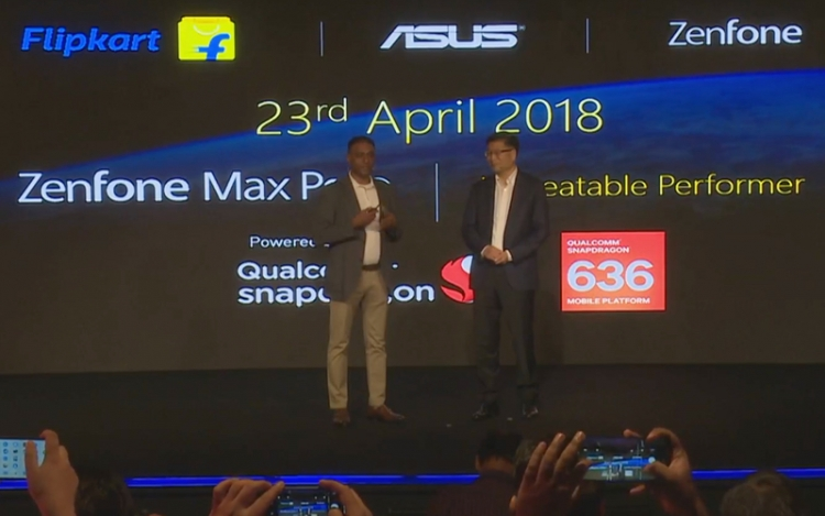 "ASUS и Flipkart готовятся к анонсу совместного смартфона Zenfone Max Pro M1"""