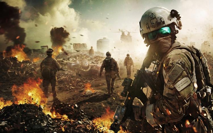 Слухи: в новой Battlefield может появиться режим королевской битвы