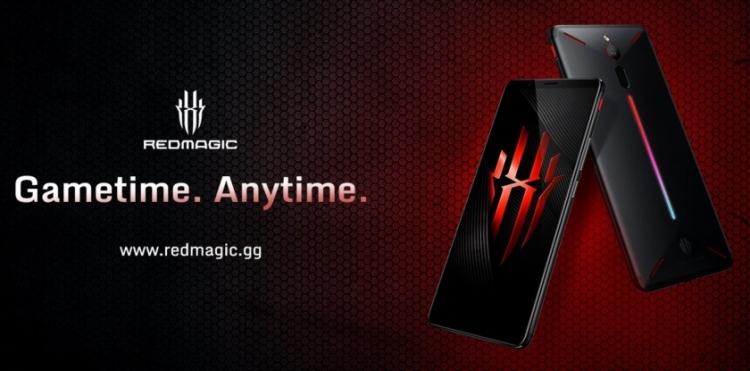 "Nubia Red Magic Gaming Phone: в полку игровых смартфонов прибыло!"""